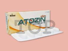 Atozin(ジスロマックジェネリック)