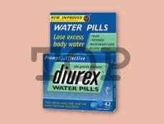 ウォーターピル(利尿剤)
