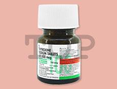 エルトロキシン(甲状腺ホルモン)