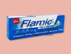 Flamic gel フラミクジェル25g画像