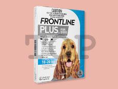 フロントラインプラス 犬用 10~20kg未満