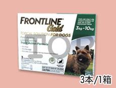フロントラインゴールド 小型犬用 3~10kg画像