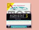 膣炎治療薬 モニスタット3(3日分)