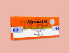 Myonal ミオナール 50mg