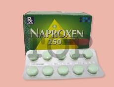 Naproxen ナプロキセン250mg