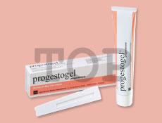 プロゲストゲル(女性ホルモン剤)
