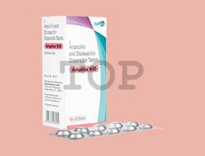 アンピシリン・ジクロキサシリン(125mg+125mg)